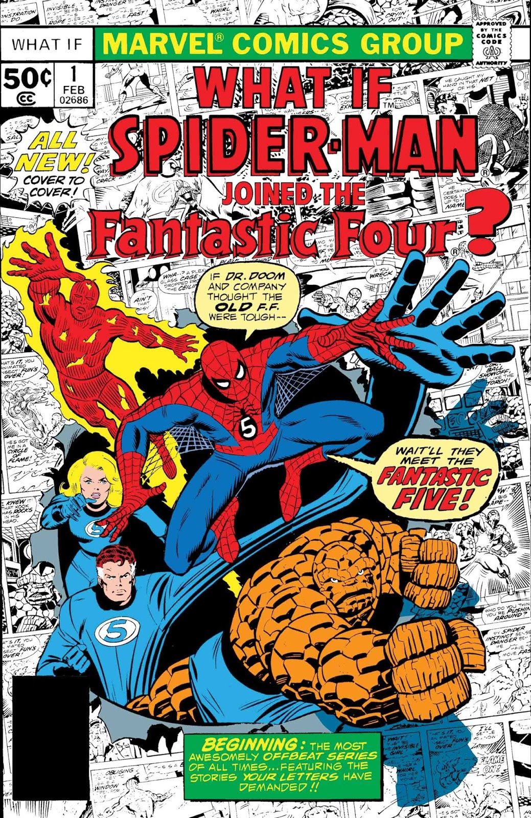 TRUE BELIEVERS: FANTASTIC FOUR