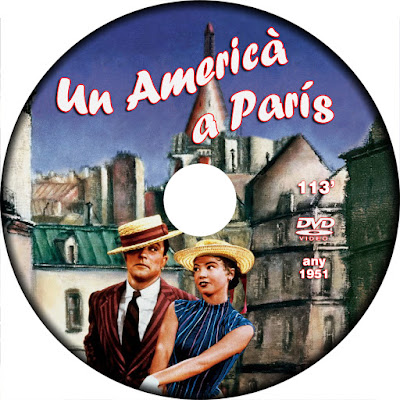 Un Americà a París - [1951]