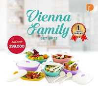 Dusdusan Vienna Family Set (Set of 13) ANDHIMIND