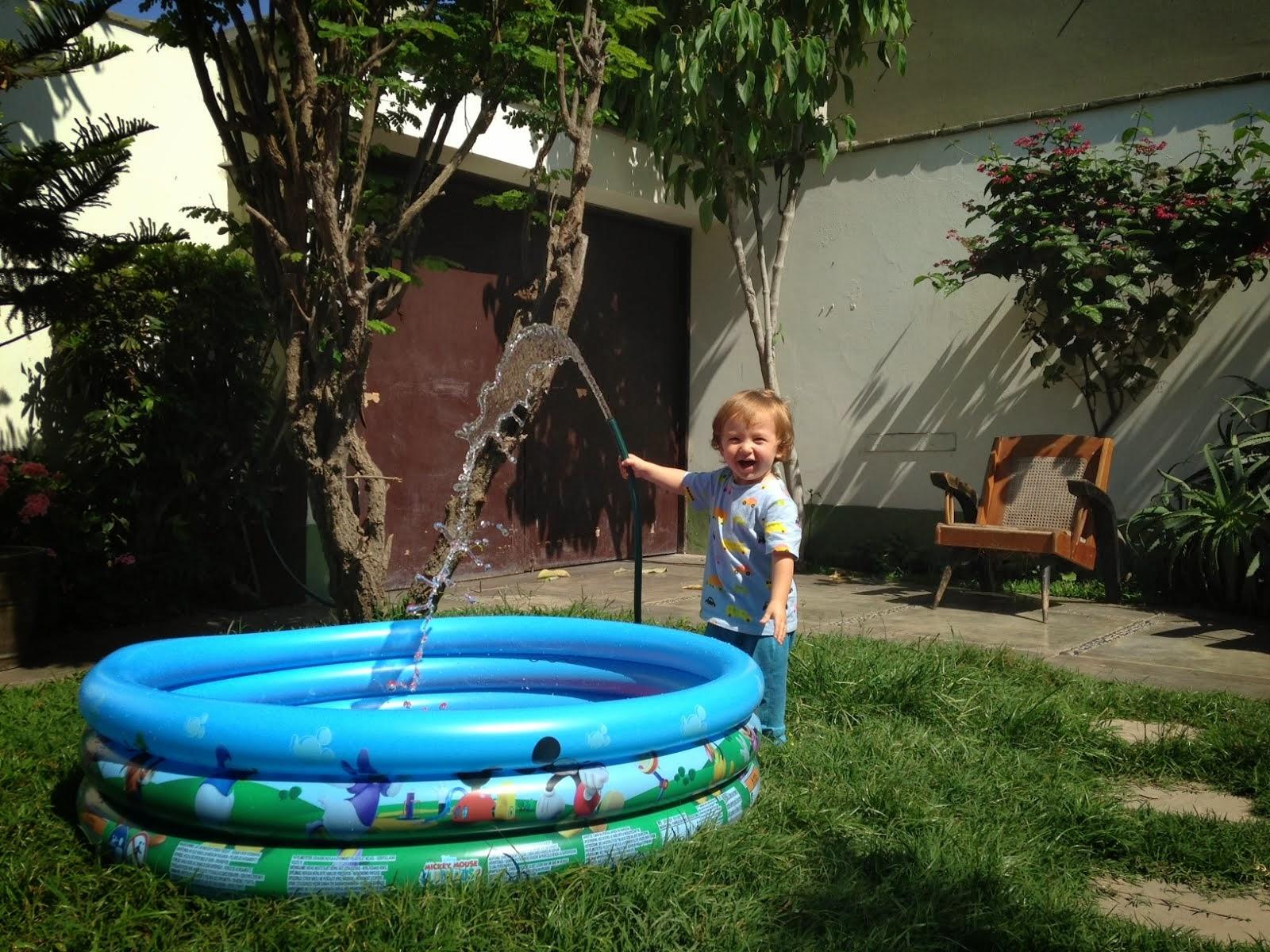 Pupazul la piscina del rey - Piscina arganda del rey ...
