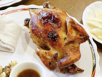 Resep dan cara memasak ayam panggang bumbu madu
