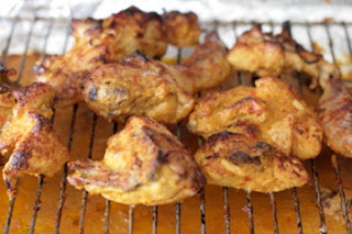 Resep Ayam Panggang Khas Padang