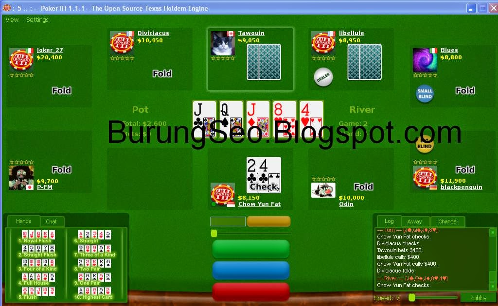Download Game Poker Online