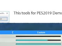 PES 2019 Crowd Disaler & Camera Tweak dari MjTs-140914