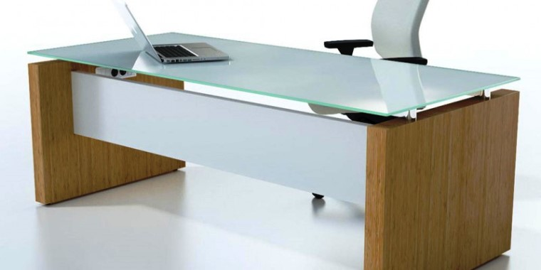 Glass Home Executive OFFICE Desks FURNITURE UK  Best Office