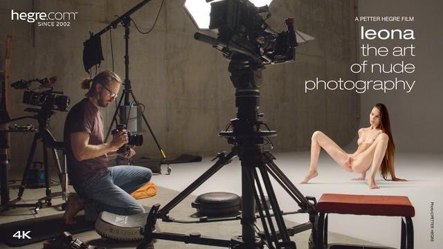 [Hegre-Art] Leona - The Art Of Nude Photography
