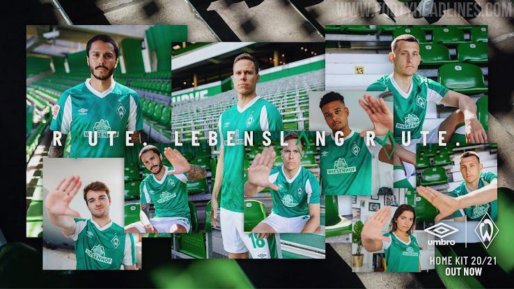 Werder Bremen SV L/ätzchen 2er-Set 21-29014