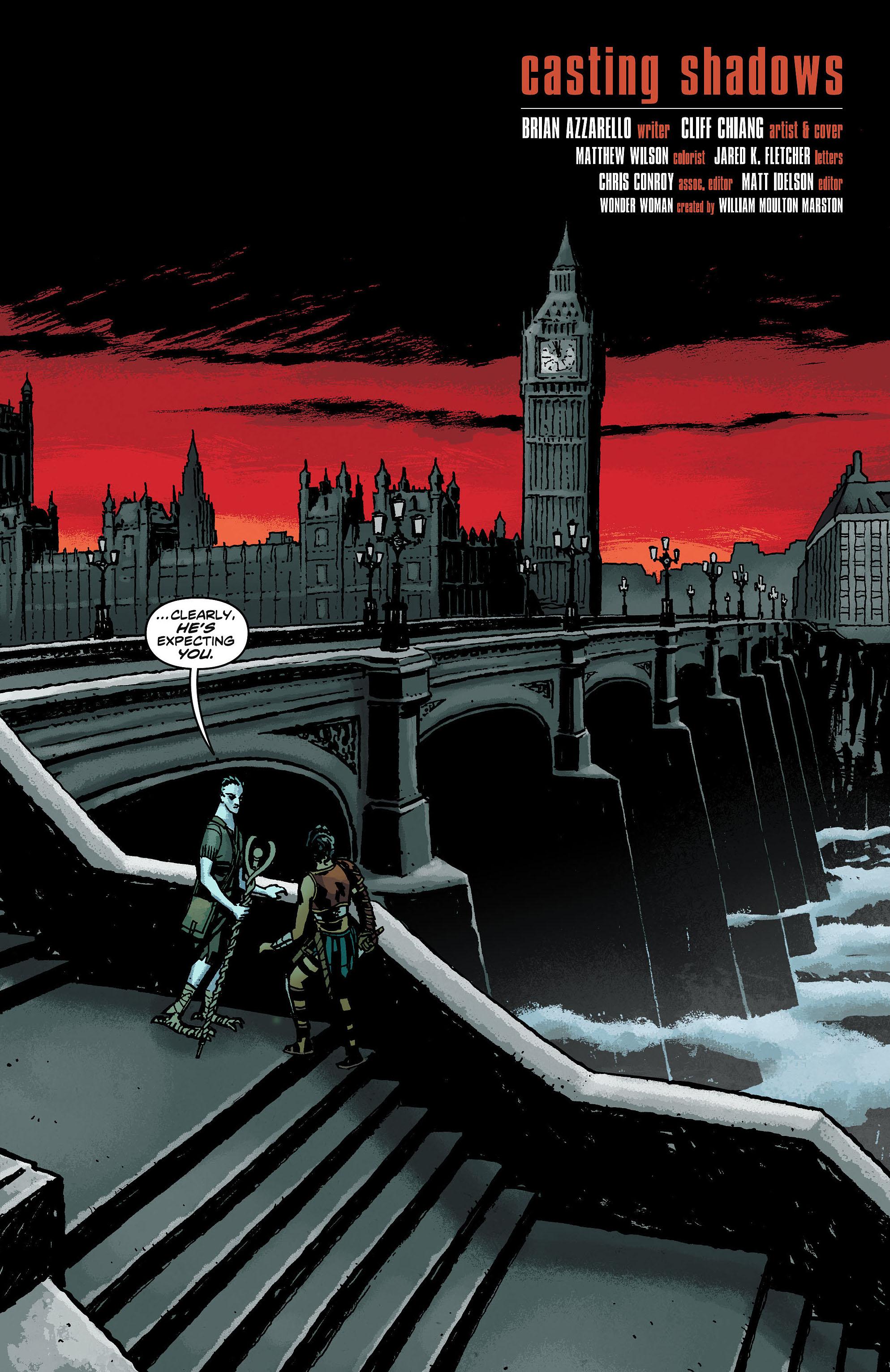 Read online Wonder Woman (2011) comic -  Issue #8 - 6