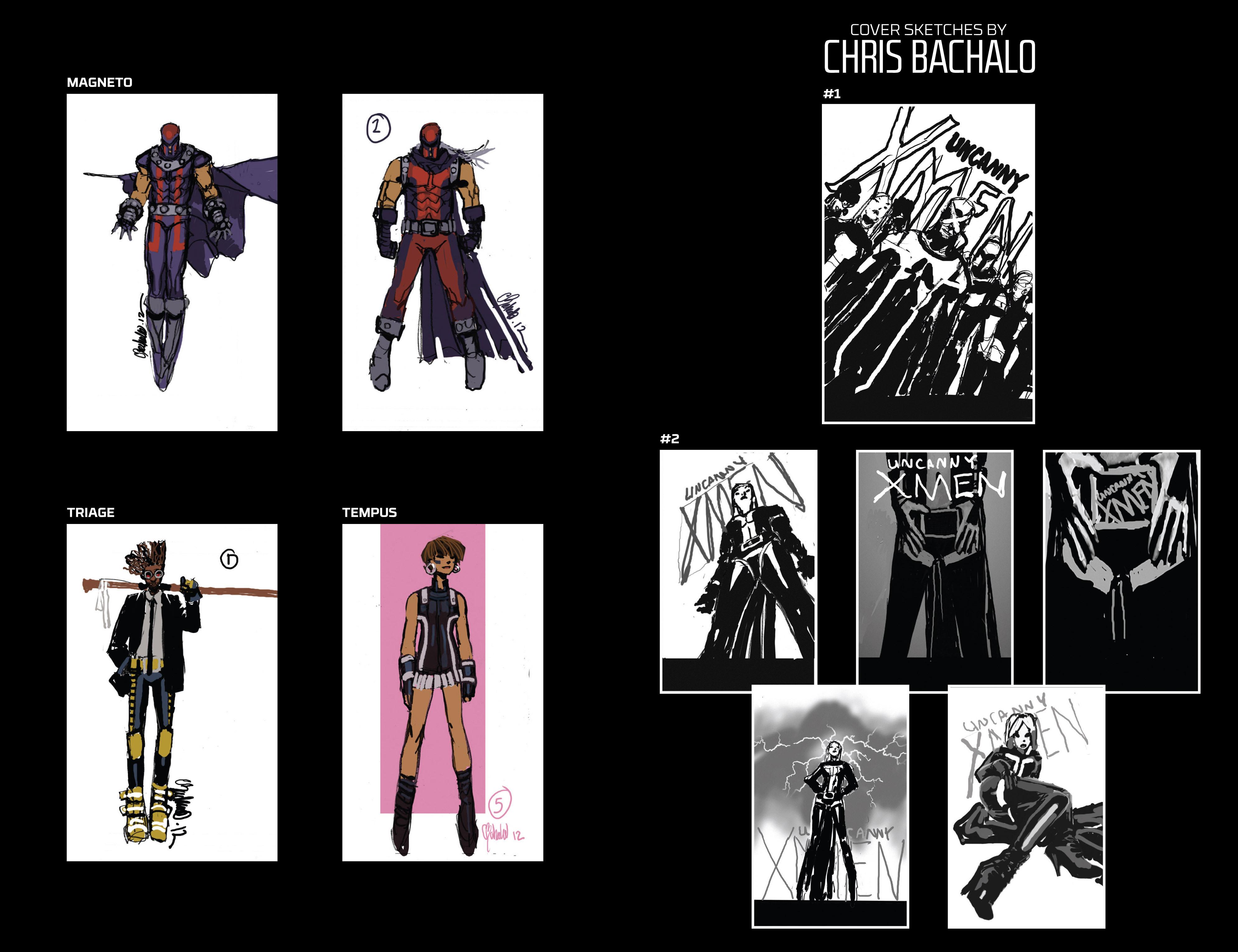 Read online Uncanny X-Men (2013) comic -  Issue # _TPB 1 - Revolution - 121
