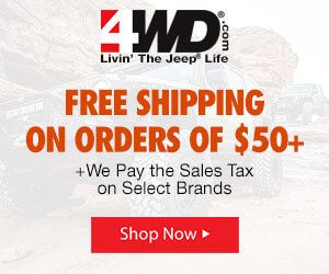 A trustworthy distributor of jeep parts and accessories