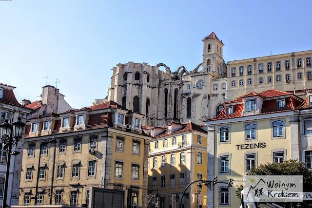 Lizbona windy miejskie