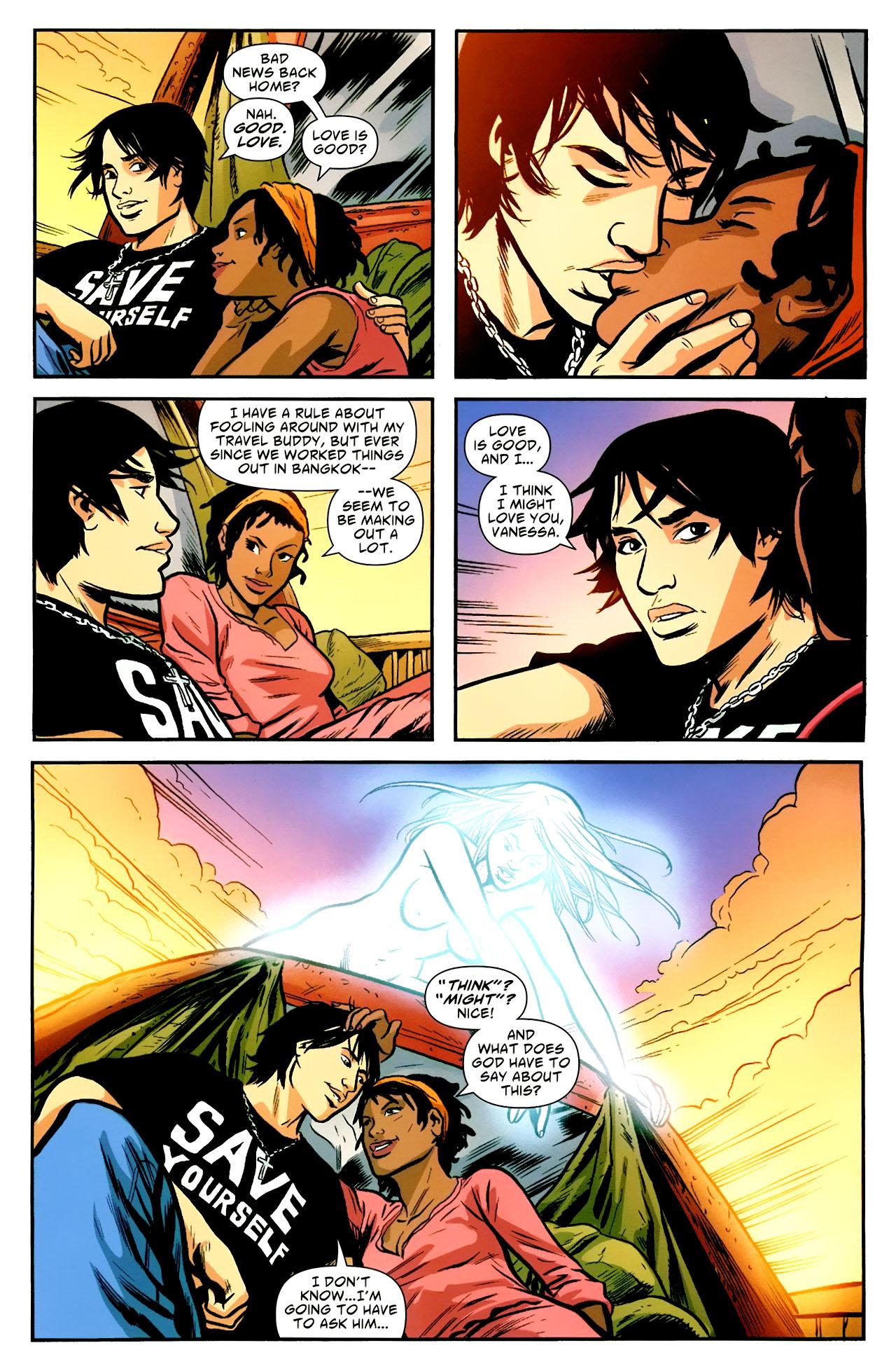 Read online American Virgin comic -  Issue #18 - 12