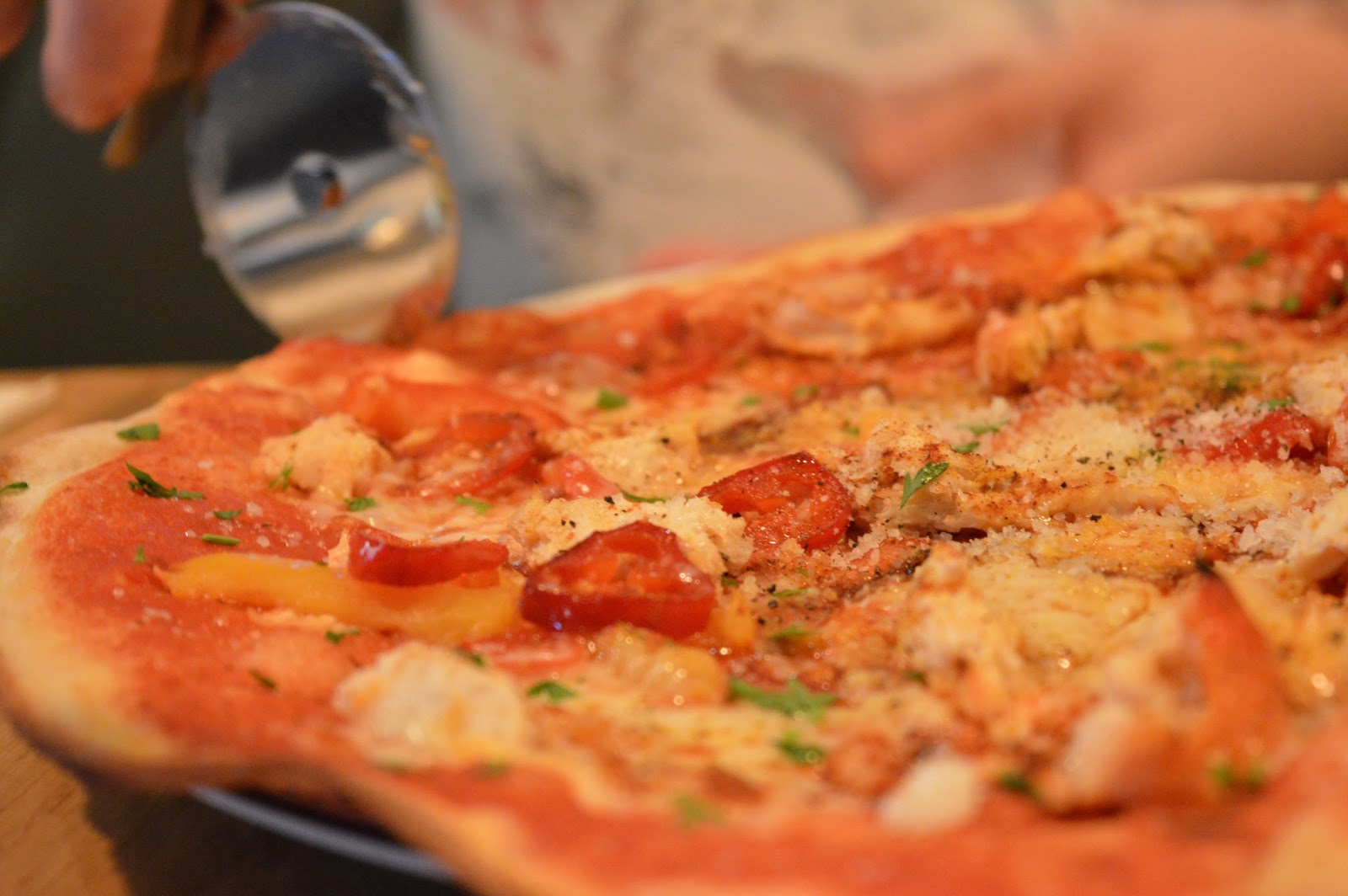 Remembering Metroland with Family Dining and the Kid's Menu at Pizza Express intu Metrocentre