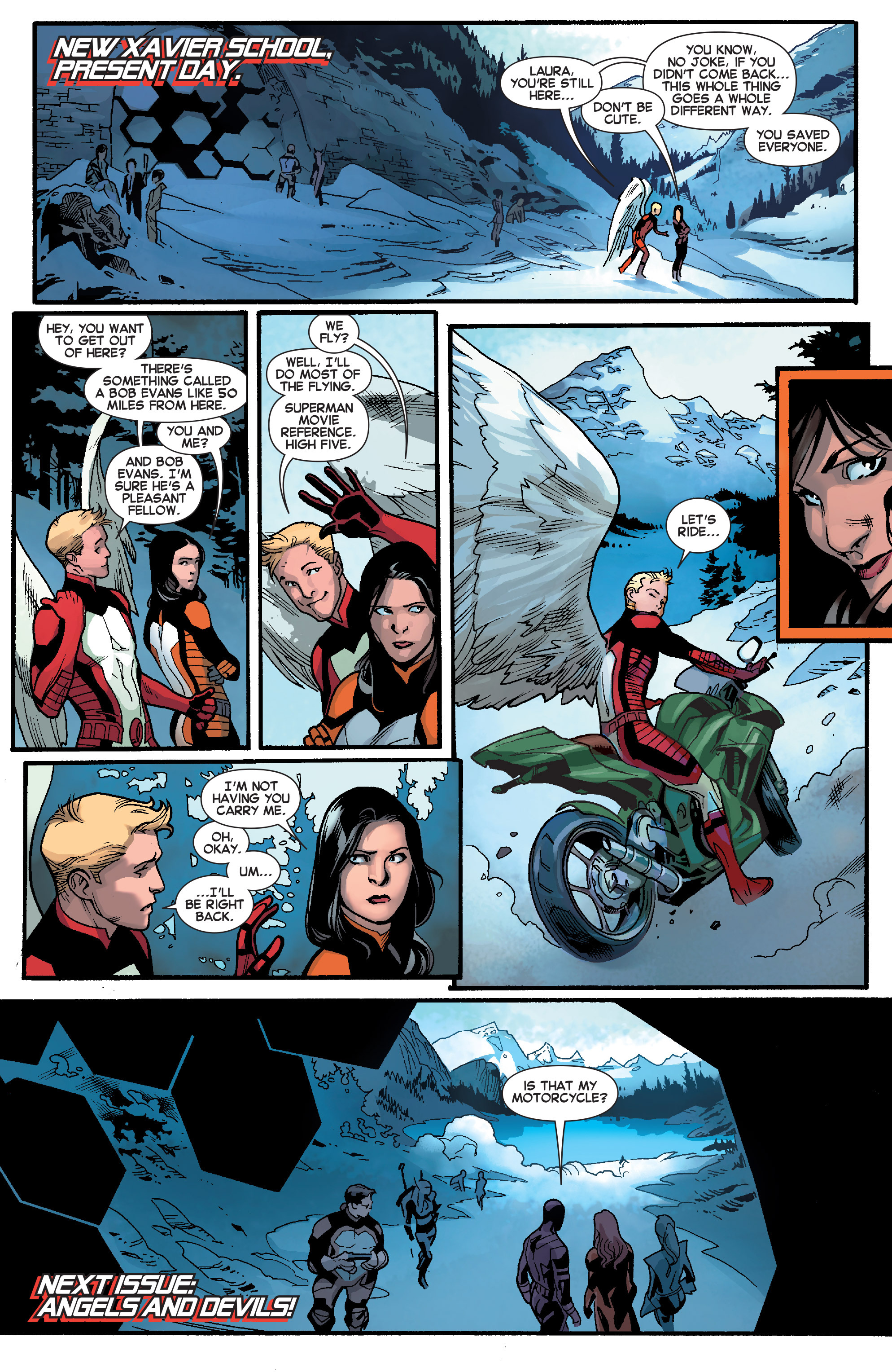 Read online All-New X-Men (2013) comic -  Issue #29 - 18