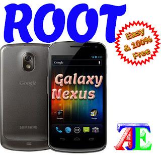 Cf-auto-Root Galaxy Nexus Android V. 4.0.2