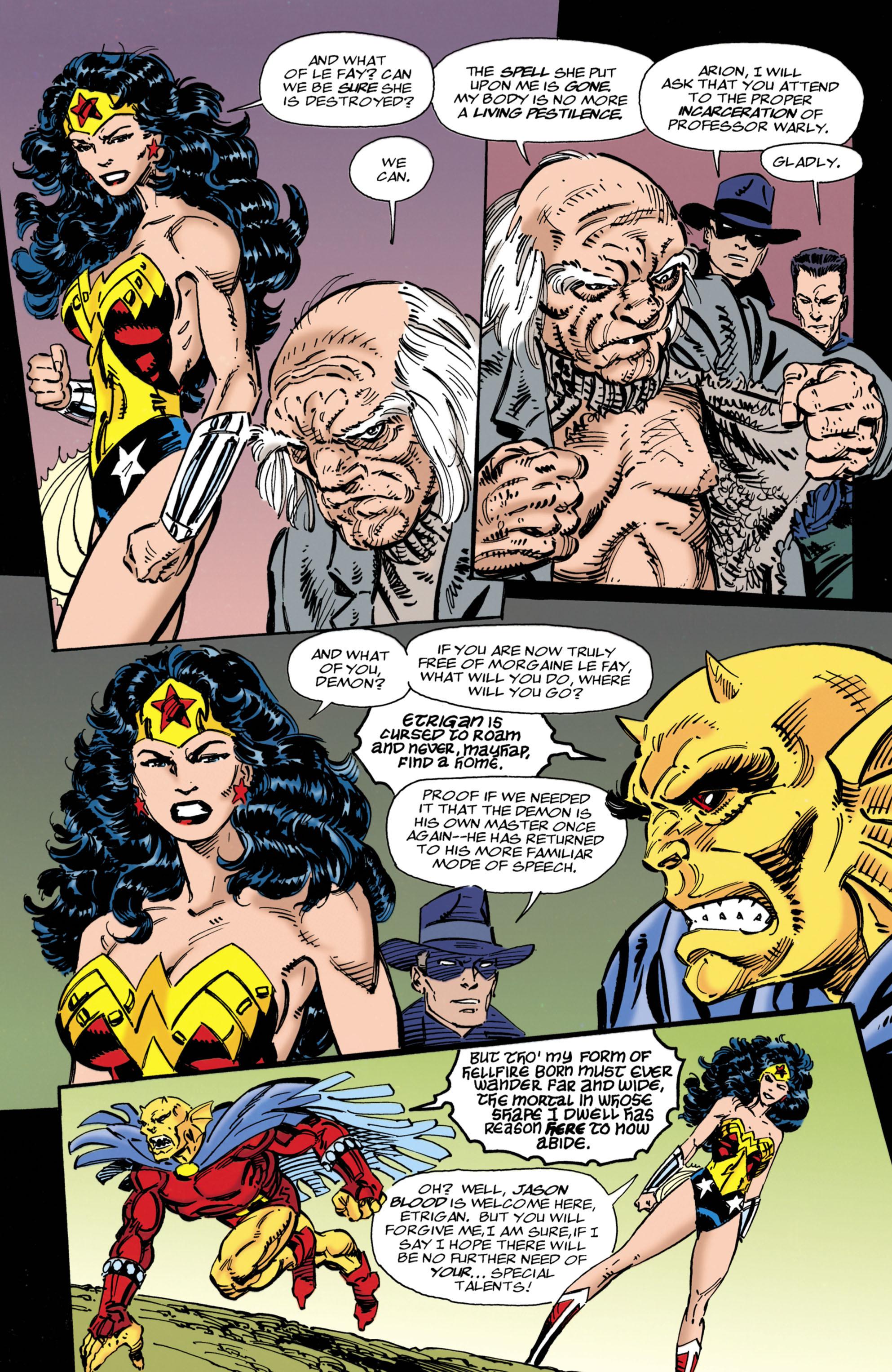 Read online Wonder Woman (1987) comic -  Issue #108 - 22