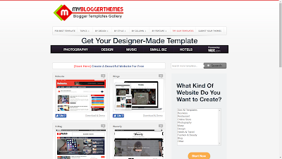 My Blogger Templates