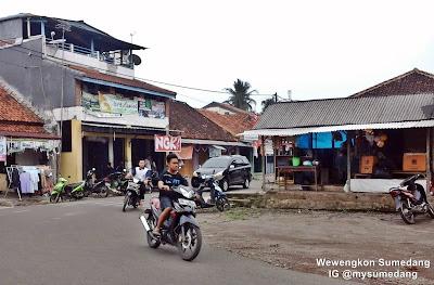 Menuju Dusun Malandang Buahdua