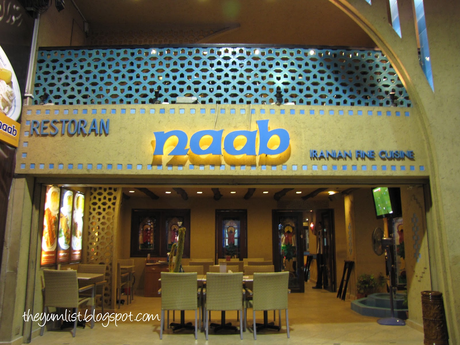Best Iranian Restaurant In Kuala Lumpur