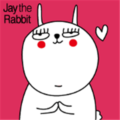 Jay the Rabbit and her everday life