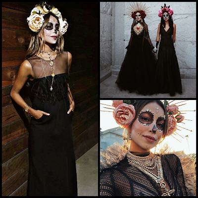 Catrina Halloween - Día de los muertos