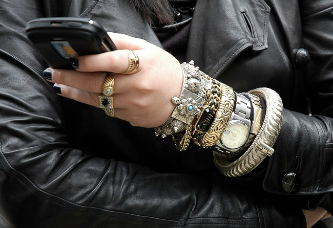 Fashion Gossip Wrist Candy Its All In The Details For 2012