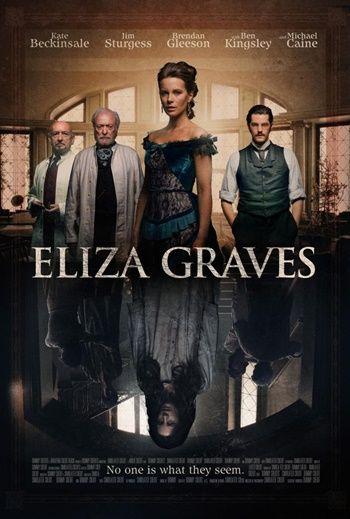 El Manicomio de Eliza (2014) DVDRip Latino