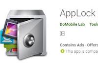 Aplikasi Pengunci Pada Layar Android Domobile