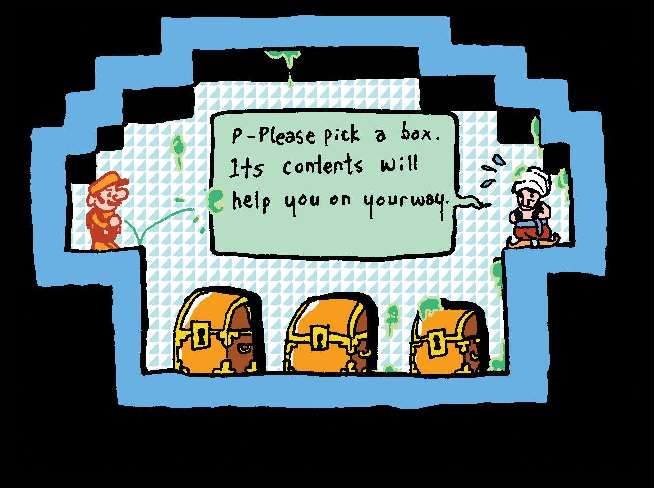 Super Mario Bros 3 Shelpshot