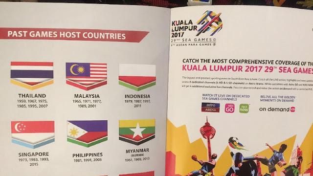 Gambar Bendera Indonesia Terbalik, Malaysia Kembali Lecehkan Indonesia