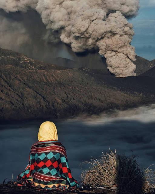 foto indahnya gunung bromo