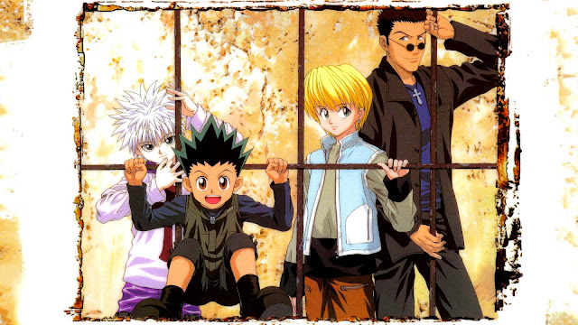 wallpaper hunter x hunter casual clothes
