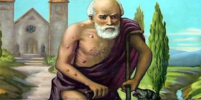 imagem de São Lázaro