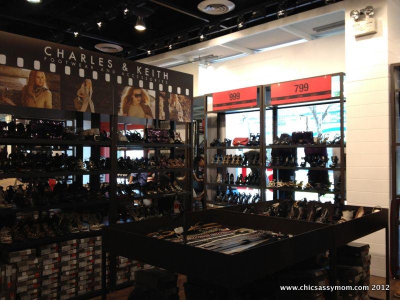 Paseo De Sta Rosa Shoe Store