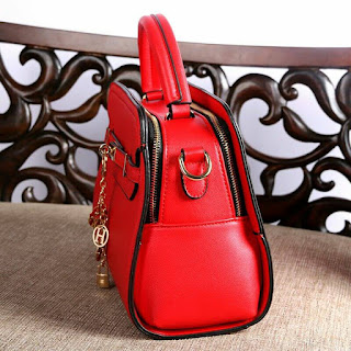 Tas Wanita HErMeS Carry on Smooth Leather