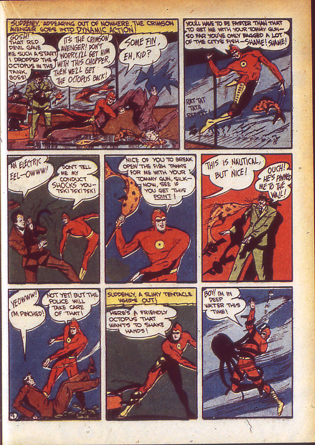 Detective Comics (1937) 57 Page 27