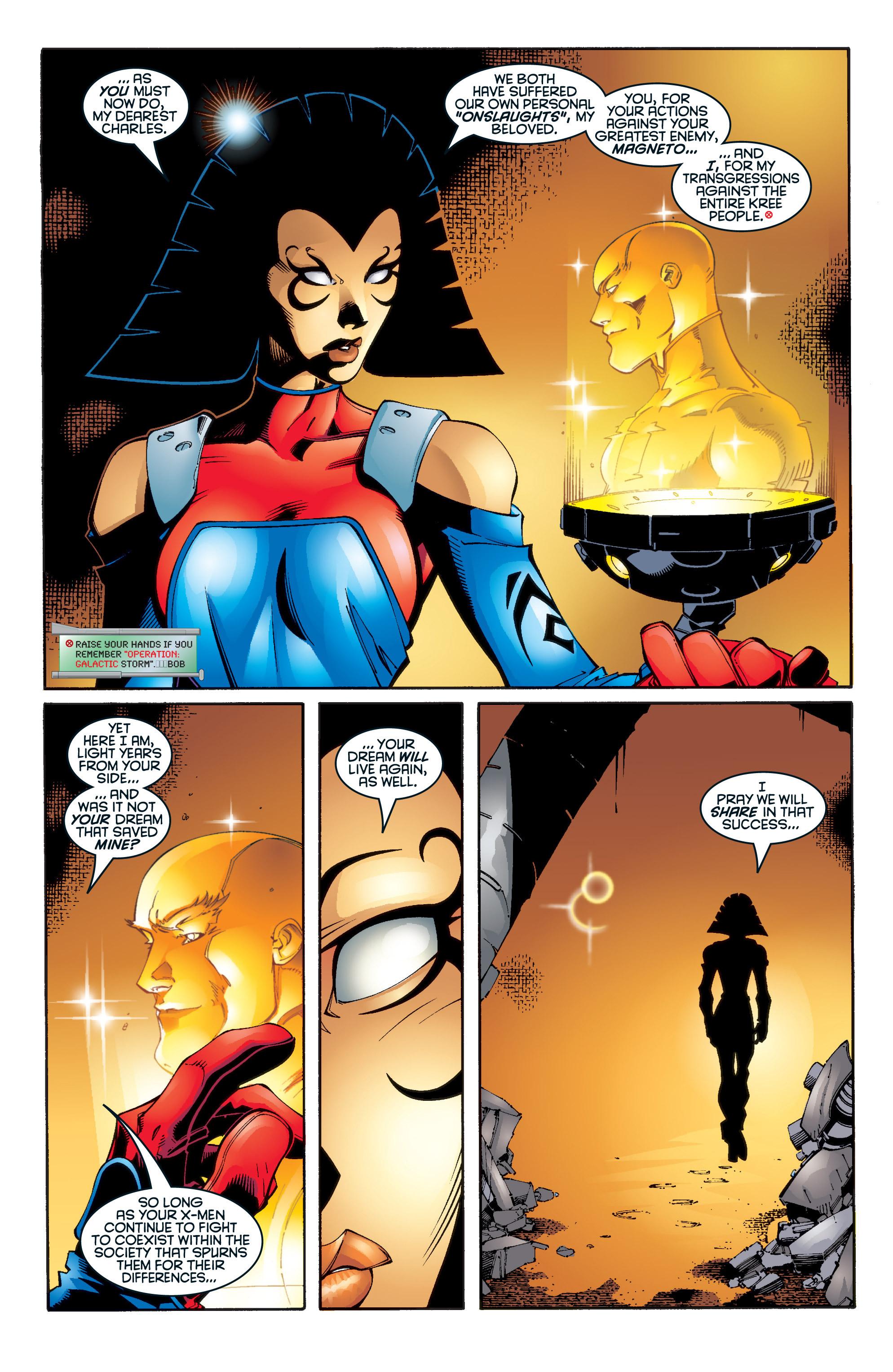 Read online Uncanny X-Men (1963) comic -  Issue #345 - 8