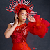 Tboss Stuns In Red [Photos]