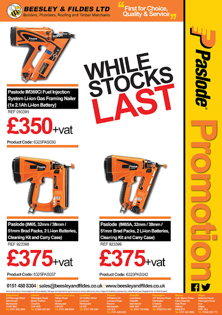 Paslode Power Tools
