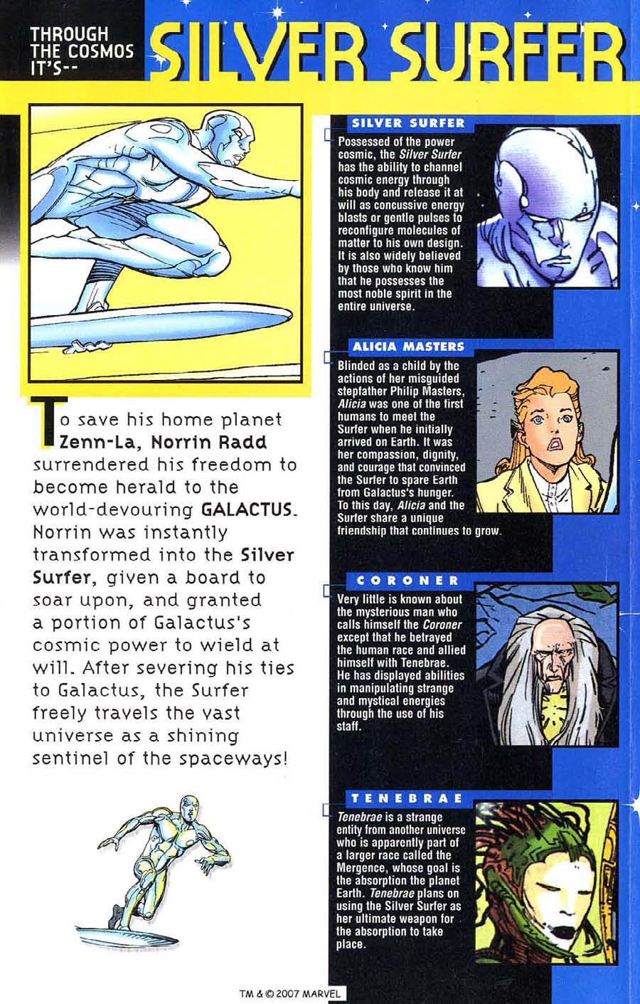 Read online Silver Surfer (1987) comic -  Issue #143 - 2