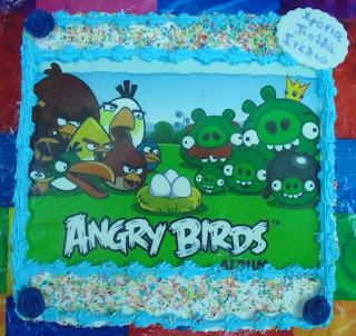 τούρτα γενεθλίων..