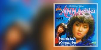 Lirik Lagu Jawablah Rinduku ~ Anna Ciska