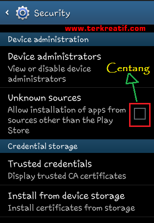 tutorial playstore