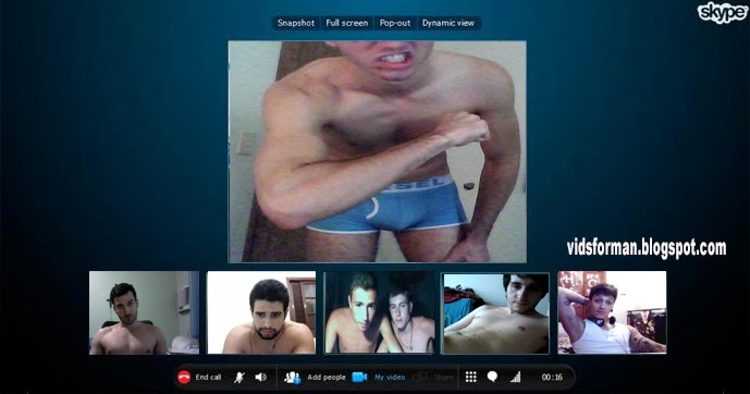 gay skype group chat
