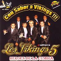 vikings 5 CON SABOR