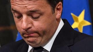 Renzi Matteo dimissioni la scorribanda legale