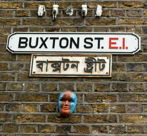 Street Art on Brick Lane