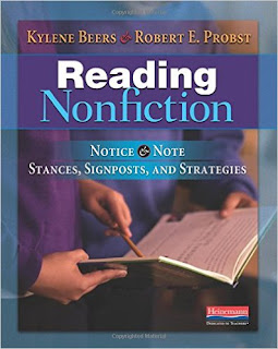 https://www.amazon.com/Reading-Nonfiction-Stances-Signposts-Strategies/dp/0325050805/ref=sr_1_2?ie=UTF8&qid=1466628755&sr=8-2&keywords=notice+and+note