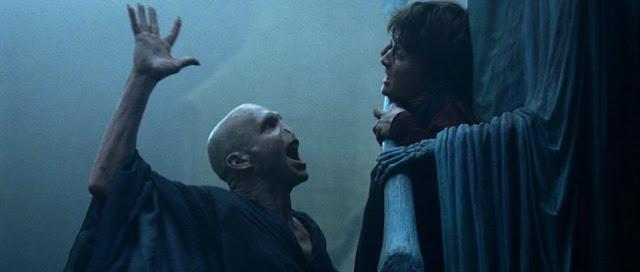 Ралф Файнс като Лорд Волдемор