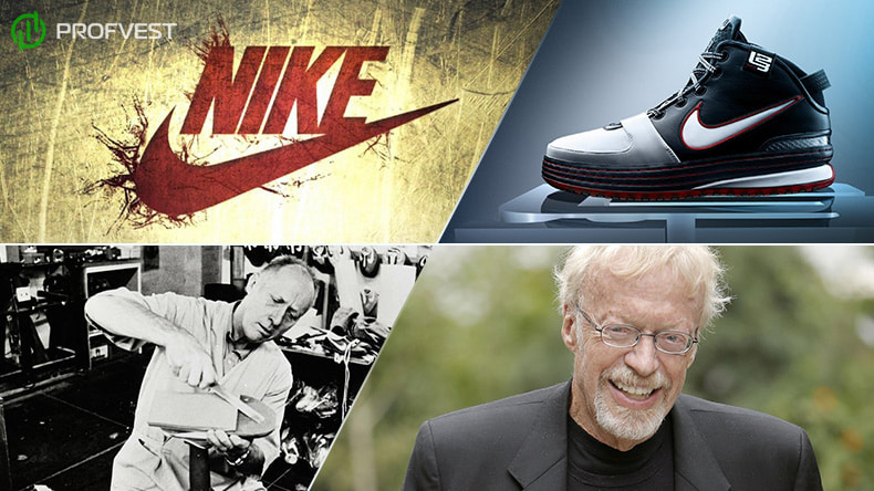 Компания Nike история создания бренда